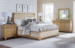 Legacy Classic Furniture | Bedroom King Uph 4 Piece Bedroom Set in Pennsylvania 635