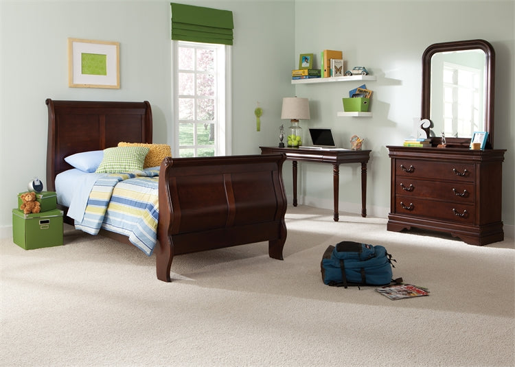 Liberty Furniture | Youth Bedroom Full Sleigh 3 Piece Bedroom Sets in Frederick, MD 654
