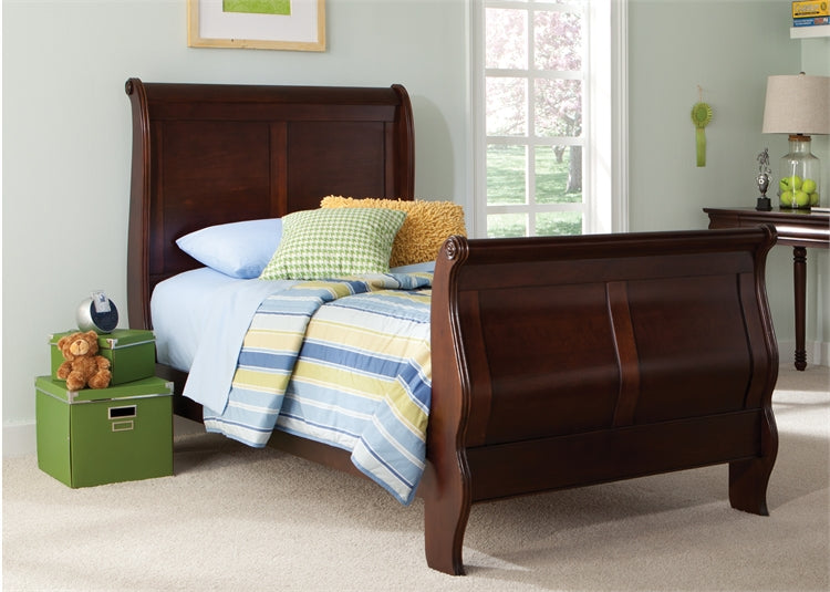 Liberty Furniture | Youth Bedroom Twin Sleigh Beds in Richmond Virginia 647