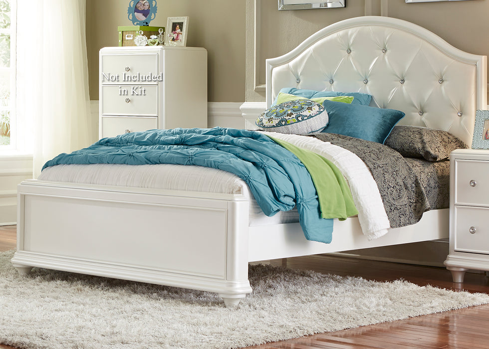 Liberty Furniture | Youth Bedroom Twin Panel Beds in Richmond Virginia 406