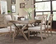 Legacy Classic Furniture | Dining Trestle Table 5 Piece Set in Annapolis, Maryland 2331