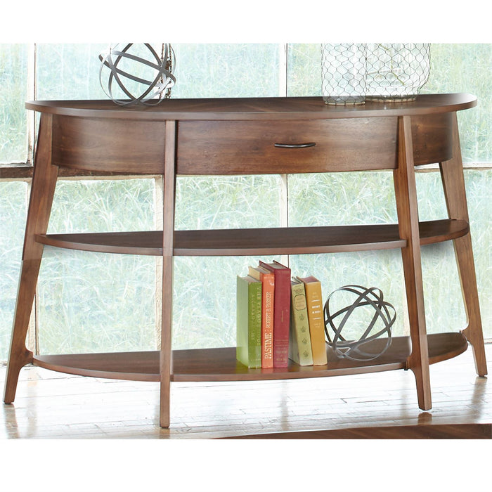 Liberty Furniture | Occasional Demi-Lune Sofa Table in Richmond Virginia 7367