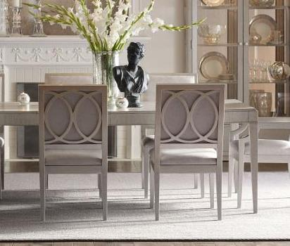 Legacy Classic Furniture | Dining Rect. Leg Table Opt 5 Piece Set in Pennsylvania 3579
