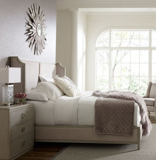 Legacy Classic Furniture | Bedroom CA King Uph Shelter 4 Piece Bedroom Set in Annapolis, Maryland 5839