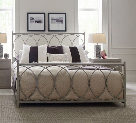 Legacy Classic Furniture | Bedroom Queen Metal Canopy Bed 5/0 in Lynchburg, VA 6015