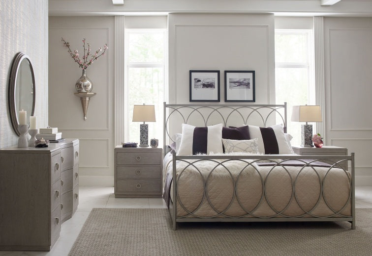 Legacy Classic Furniture | Bedroom King Metal Canopy 4 Piece Bedroom Set in New Jersey, NJ 6097