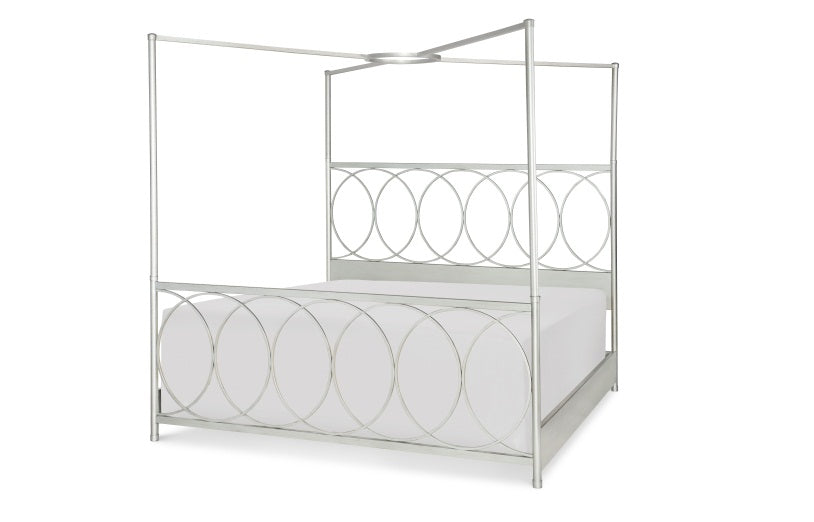 Legacy Classic Furniture | Bedroom Queen Metal Canopy Bed 5/0 in Lynchburg, VA 6017