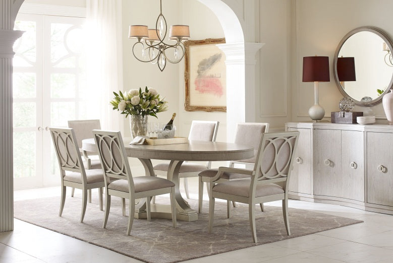 Legacy Classic Furniture | Dining Oval Pedestal Table in Annapolis, Maryland 3553