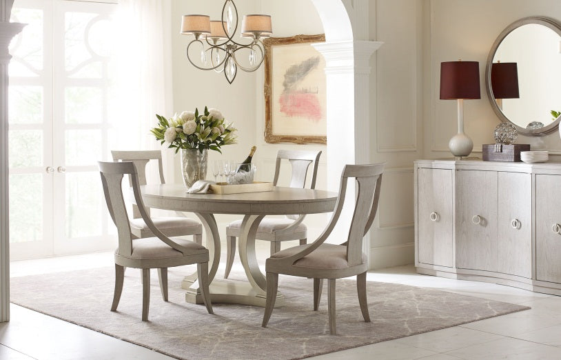 Legacy Classic Furniture | Dining Oval Pedestal Table Opt 5 Piece Set in Pennsylvania 3600