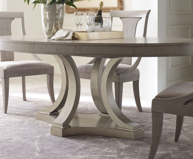 Legacy Classic Furniture | Dining Oval Pedestal Table Opt 5 Piece Set in Pennsylvania 3601
