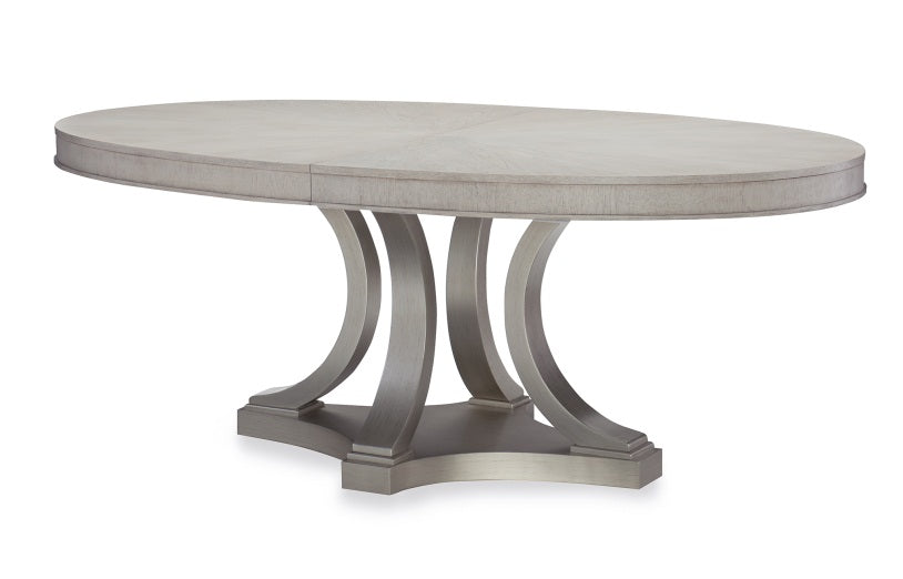 Legacy Classic Furniture | Dining Oval Pedestal Table in Annapolis, Maryland 3549