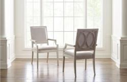 Legacy Classic Furniture | Dining Upholstered Arm Chair in Winchester, Virginia 3527