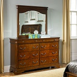 Liberty Furniture | Bedroom Set Dressers and Mirrors in Lynchburg, Virginia 13552