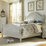 Liberty Furniture | Bedroom King Poster Bed in Charlottesville, Virginia 6278