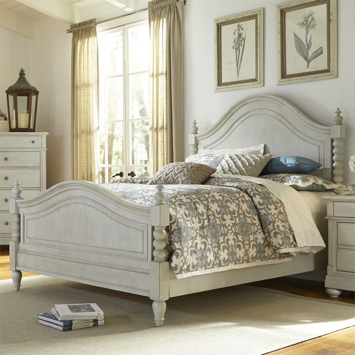 Liberty Furniture | Bedroom King Poster Bed in Charlottesville, Virginia 6279