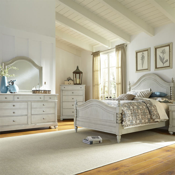 Liberty Furniture | Bedroom Queen Poster 5 Piece Bedroom Set in Pennsylvania 6325