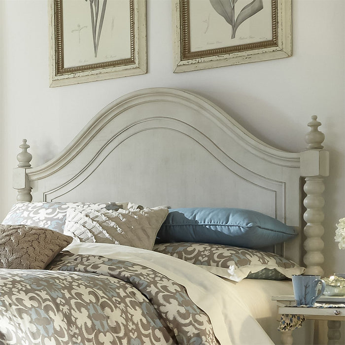 Liberty Furniture | Bedroom King Poster Bed in Charlottesville, Virginia 6283