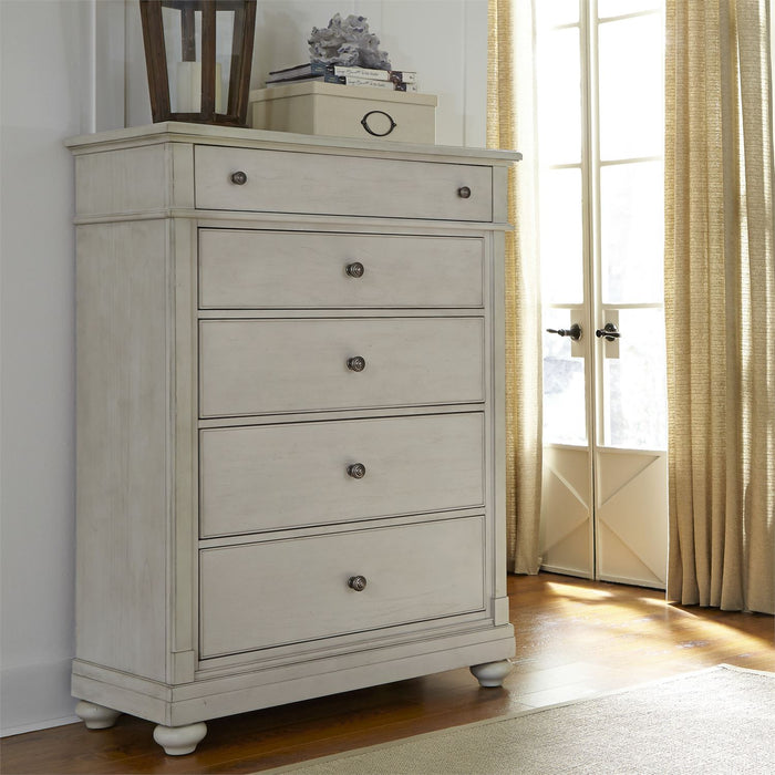 Liberty Furniture | Bedroom 5 Drawer Chest in Washington D.C, Northern VA 6227
