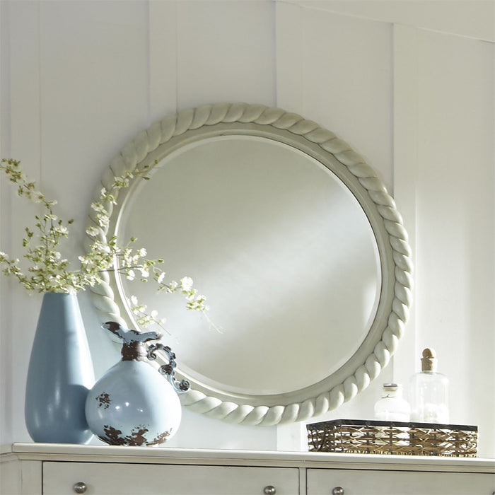 Liberty Furniture | Bedroom Rope Mirror in Richmond Virginia 6262