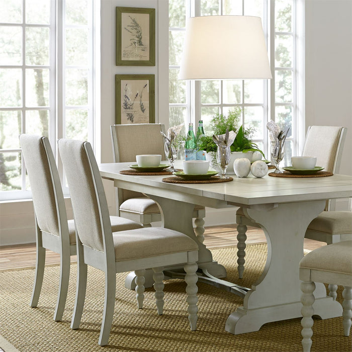 Liberty Furniture | Dining Opt 5 Piece Trestle Table Sets in Southern Maryland, Maryland 10907