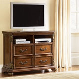 Liberty Furniture | Bedroom Set Media Chests in Lynchburg, Virginia 14776