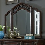 Liberty Furniture | Bedroom Set Vanities Mirror in Richmond Virginia 14785