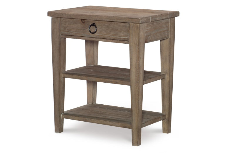 Legacy Classic Furniture | Bedroom Leg Night Stand in Richmond,VA 7571
