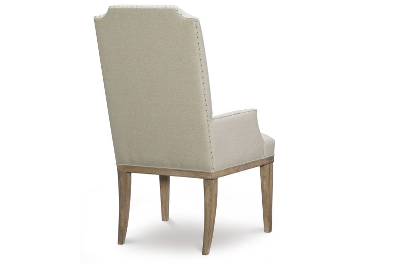 Legacy Classic Furniture | Dining Upholstered Host Arm Chair in Richmond,VA 5392