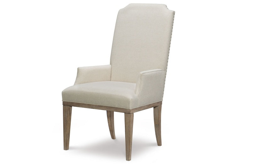 Legacy Classic Furniture | Dining Upholstered Host Arm Chair in Richmond,VA 5391
