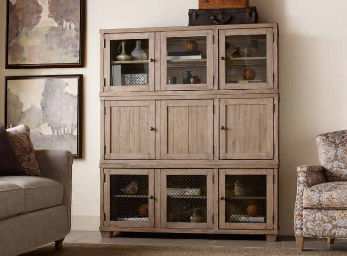 Monteverdi by Rachael Ray Accents Media Cabinet