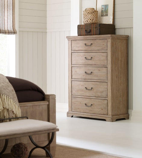 Legacy Classic Furniture | Bedroom Queen Uph Low Post 5 Piece Bedroom Set in Pennsylvania 7816