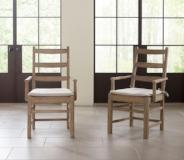 Legacy Classic Furniture | Dining Ladder Back Arm Chair in Richmond,VA 5379