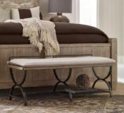 Legacy Classic Furniture | Bedroom Bed Bench/Luggage Rack in Winchester, Virginia 7580