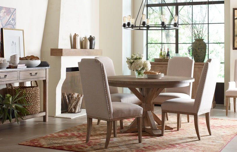 Legacy Classic Furniture | Dining Upholstered Host Side Chair in Richmond,VA 5388