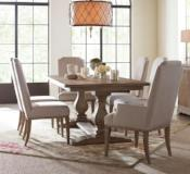 Legacy Classic Furniture | Dining Trestle Table 7 Piece Set in Pennsylvania 5427