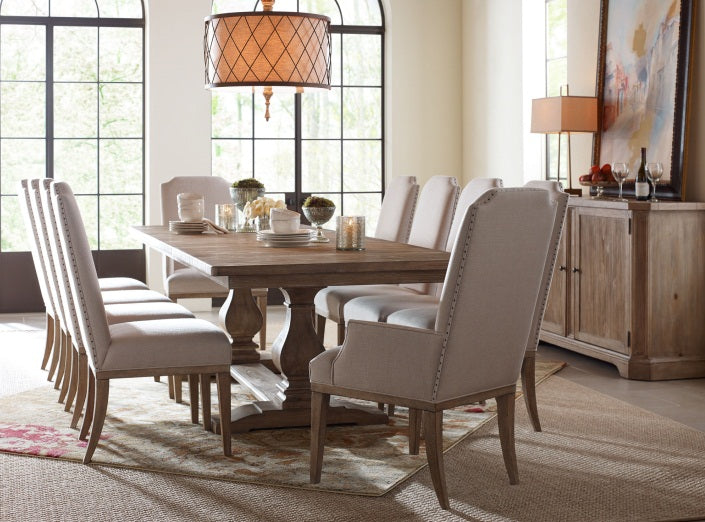 Legacy Classic Furniture | Dining Complete Rect. Trestle Table in Annapolis, MD 5414