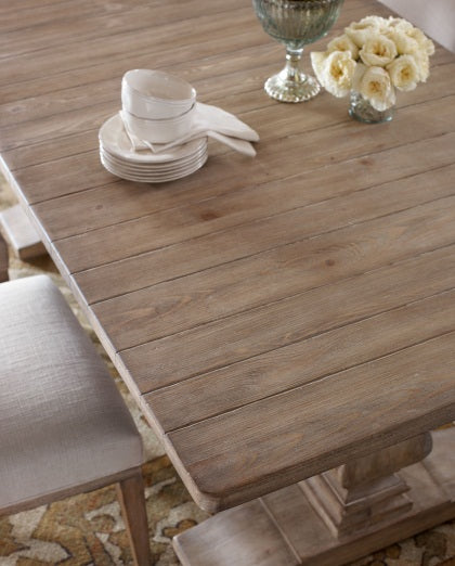 Legacy Classic Furniture | Dining Complete Rect. Trestle Table in Annapolis, MD 5407