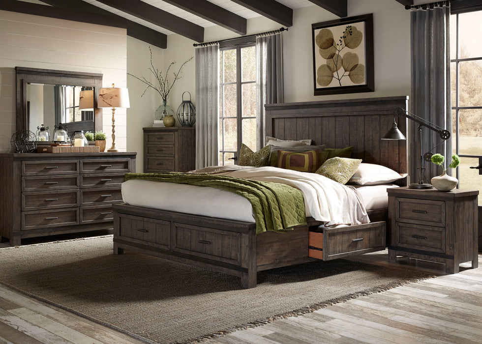 Liberty Furniture | Bedroom King Two Sided Storage 5 Piece Bedroom Sets in Pennsylvania 1862