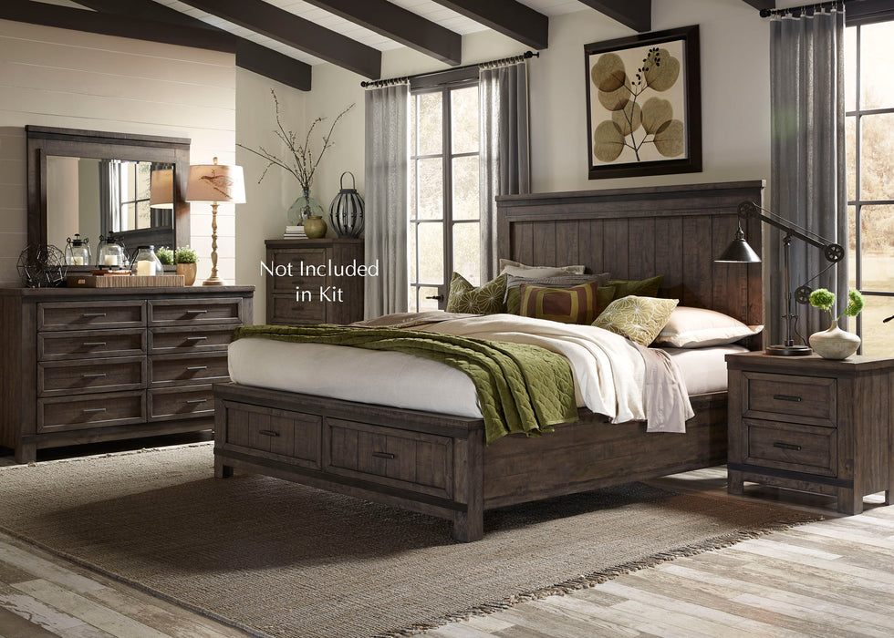 Liberty Furniture | Bedroom Queen Storage 4 Piece Bedroom Sets in Pennsylvania 1872