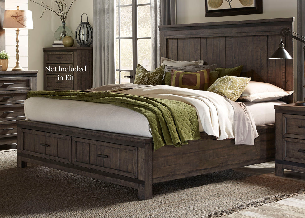 Liberty Furniture | Bedroom Queen Storage 4 Piece Bedroom Sets in Pennsylvania 1873