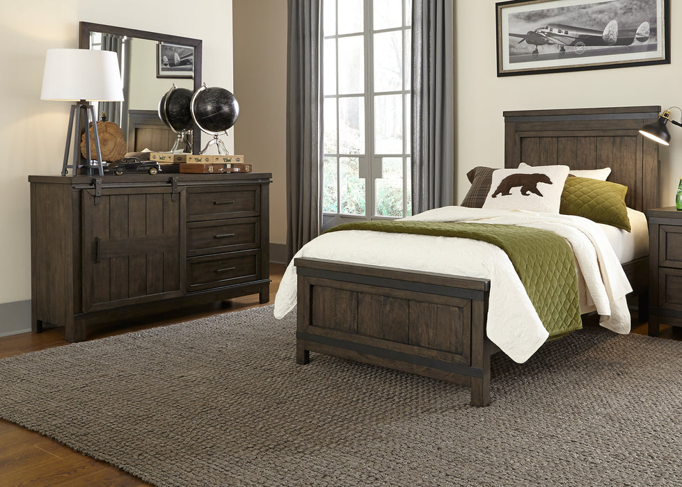 Liberty Furniture | Youth Twin Panel 3 Piece Bedroom Sets in Frederick, Maryland 2147