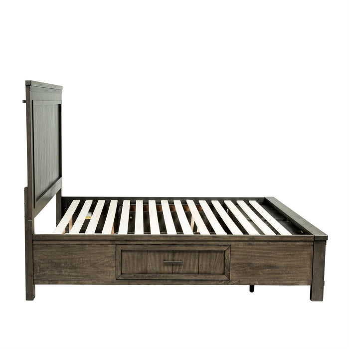 Liberty Furniture | Bedroom King Two Sided Storage Beds in Annapolis, Maryland 9822
