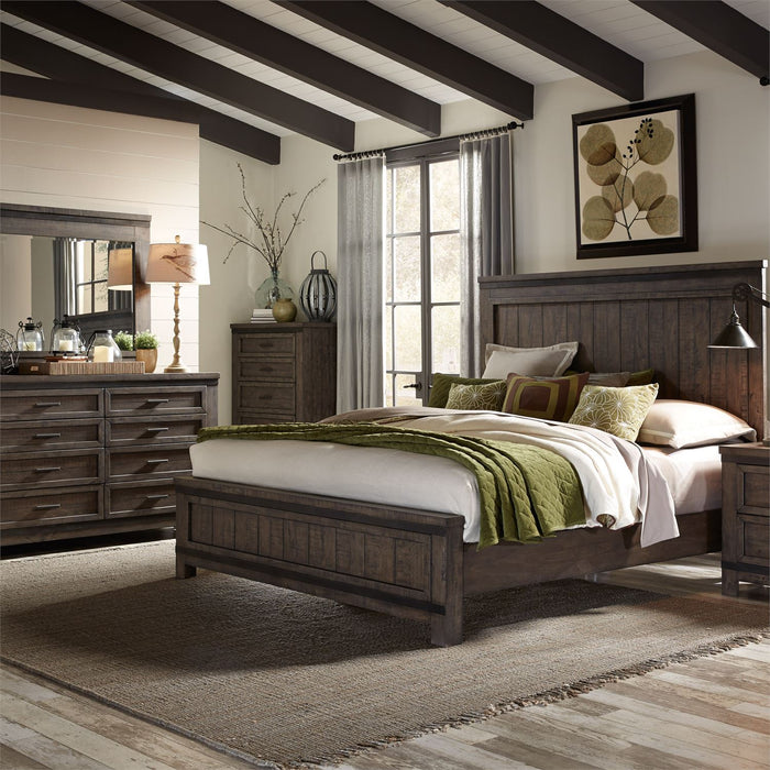Liberty Furniture | Bedroom King Panel 4 Piece Bedroom Sets in Pennsylvania 1817