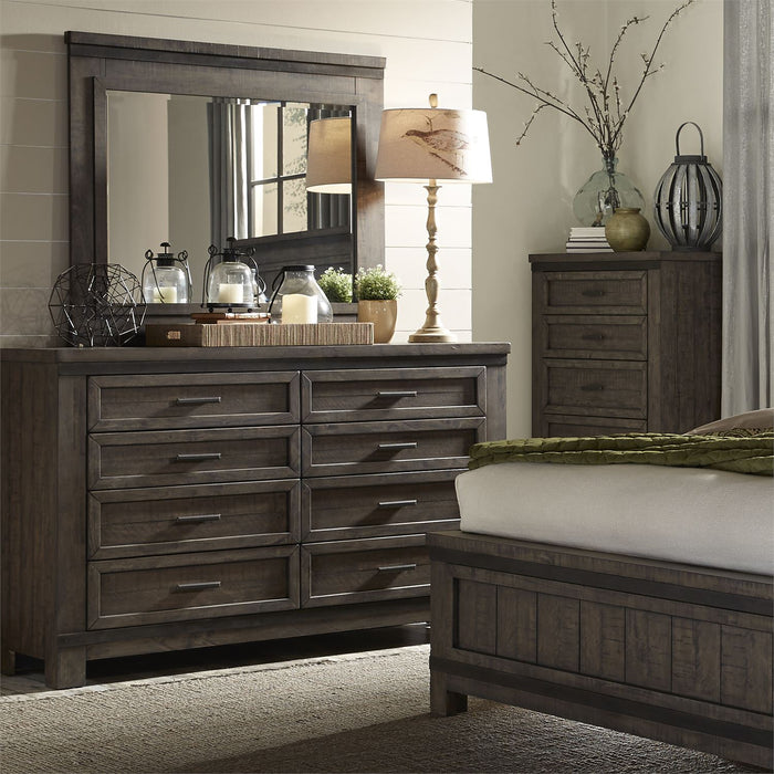 Liberty Furniture | Bedroom Queen Two Sided Storage 4 Piece Bedroom Sets in Pennsylvania 10188