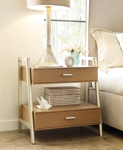 Legacy Classic Furniture | Bedroom Leg Night Stand in Winchester, Virginia 7056