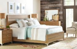 Legacy Classic Furniture | Bedroom CA King Ladder Back 4 Piece Bedroom Set in Pennsylvania 7227