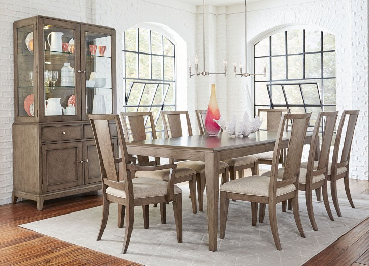 Legacy Classic Furniture | Dining 7 Piece Leg Table Set in Annapolis, Maryland 348