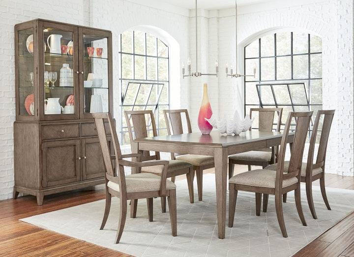 Apex Dining 5 Piece Leg Table Set