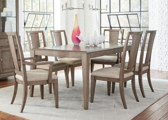 Legacy Classic Furniture | Dining 7 Piece Leg Table Set in Annapolis, Maryland 340