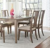Legacy Classic Furniture |  Dining 5 Piece Leg Table Set in Annapolis, Maryland 300